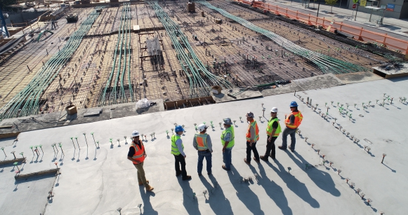 Build Yourself a Career in Construction
