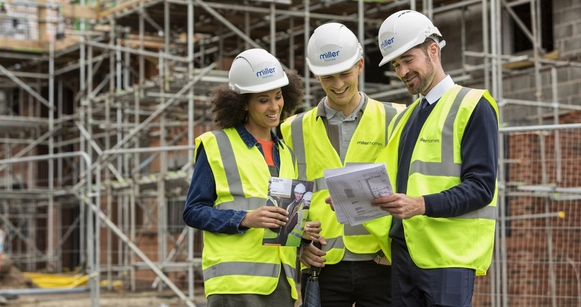 Ten career paths in the house building industry