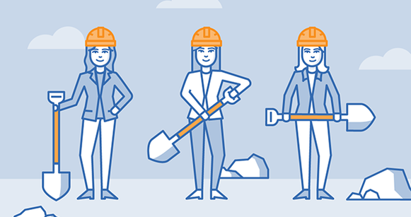 Breaking ground: the state of women in construction